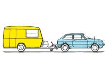 Jakou elektroinstalaci vybrat když chci tahat karavan?