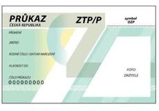Sleva pro držitele karet ZTP, ZTP/P.