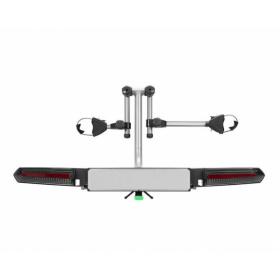 Nosič kol na tažné zařízení MFT compact 2e+1 - 2 kola